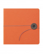 Fotoalbum malé oranžové