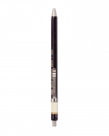 Koh-i-noor 'versatilka' mechanical pencil - black with clip