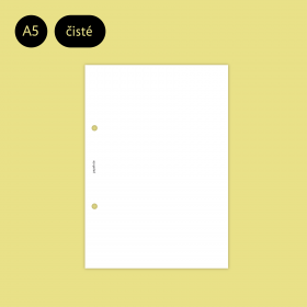 Ripblok A5 blank