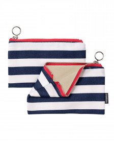 Fabric zipper case XS - sale