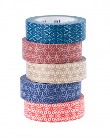 MT washi tape – geometric patterns