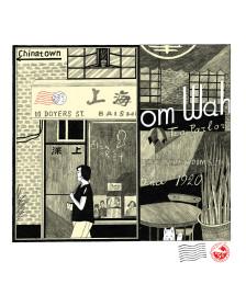 Nikola Logosova Postcard - Chinatown