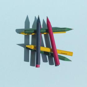 Krátké tužky