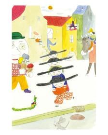 Alžběta Zemanová Postcard - Ice Cream