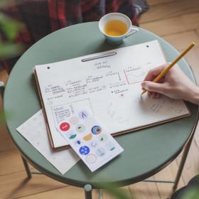 Týdenní plánovač Planblok A4