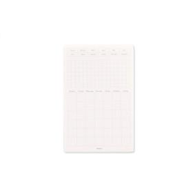Stalogy Seal Calendar Blank S