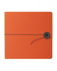 Photo Album medium orange