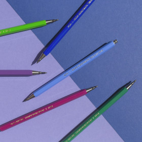 Koh-i-noor 'versatilka' coloured mechanical pencil