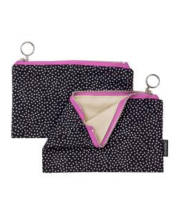Fabric zipper case XS - sale