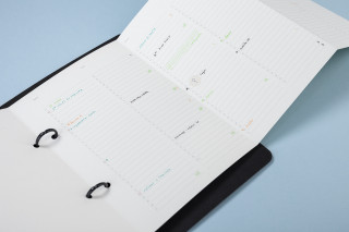 Planoo yearly planner