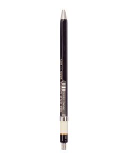 Koh-i-noor 'versatilka' mechanical pencil - black with clip