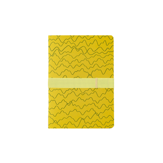 Sešit Klasika A5 limited s gumičkou