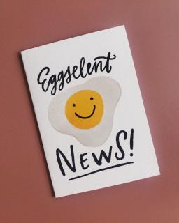 Eggselent News!