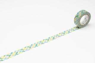 Dekorační pásky barevné