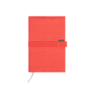 Cover for travel diary