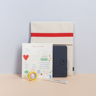 Welcome Baby Set (small album)