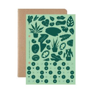Deník pěstitele pokojovek