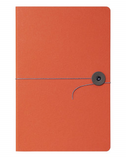 Photo Album large orange