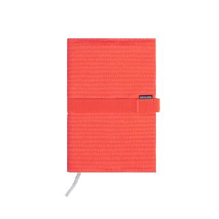 Deník v látkovém obalu