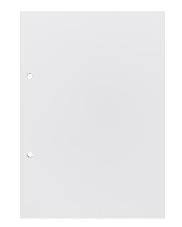 Ripblok A5 čisté listy