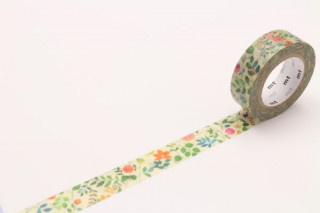 MT washi tape – floral