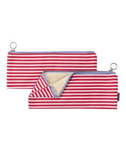 Fabric zipper case S