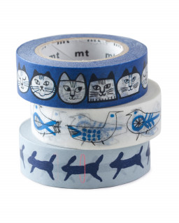 MT washi tape – Scandinavian