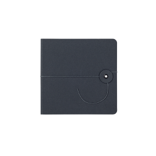 Photo Album small black
