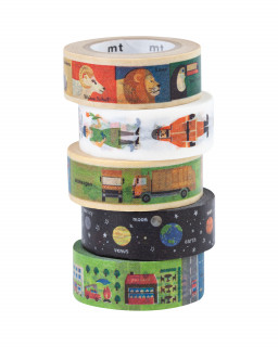 MT washi tape – kids