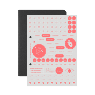 Notebook for culture