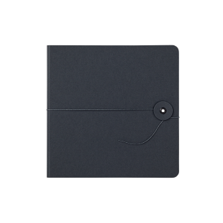 Photo Album medium black